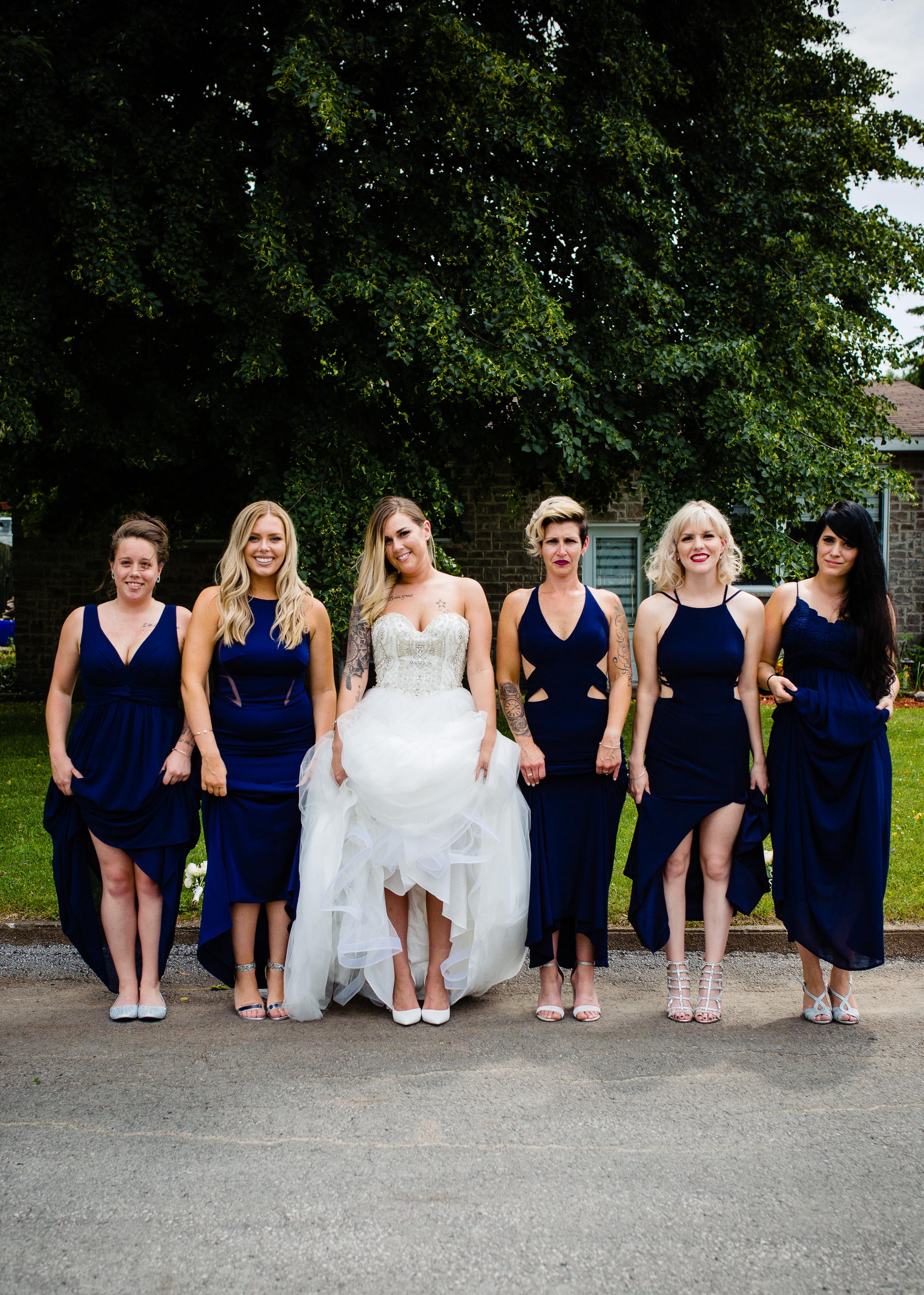 mariage-cortege-filles-dhonneur-preparation-montreal